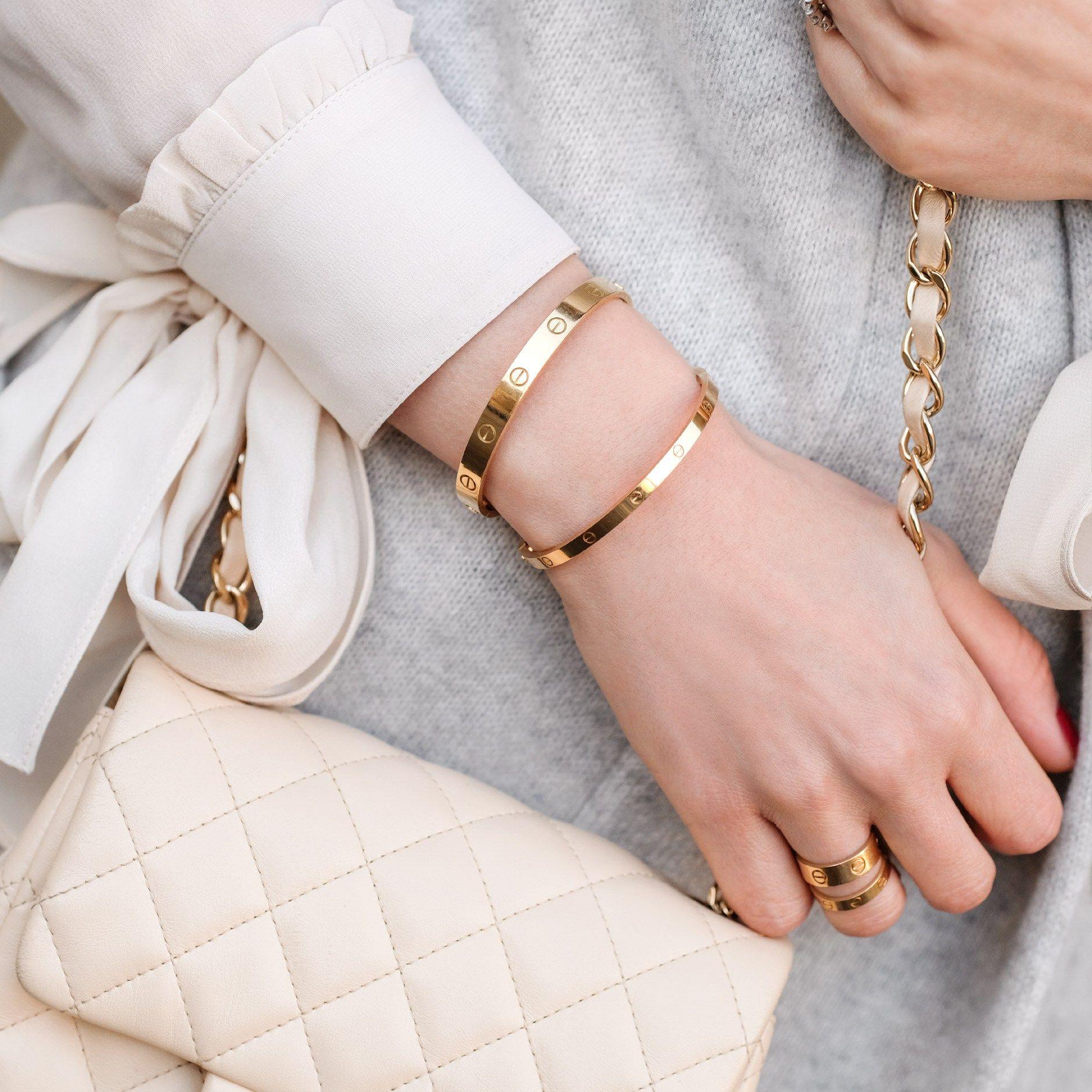 5828c81727630 Almost Spring | Fashion | Cartier bracelet, Jewelry, Bracelets