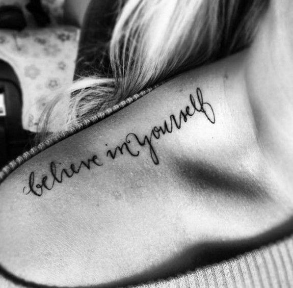 Alcuni tatuaggi piccoli e discreti... che comunicano ...