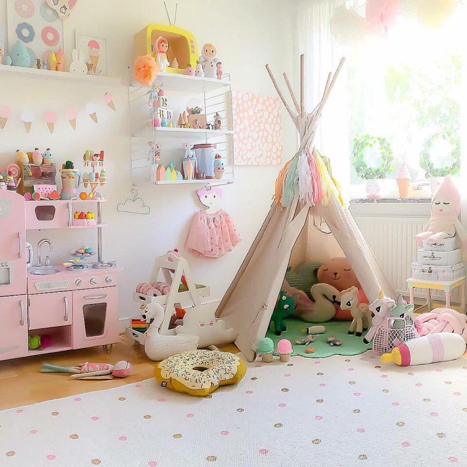 Babykamer Tipi Toddler Playroom Baby Playroom Kid Room Decor Beautiful kids playrooms from