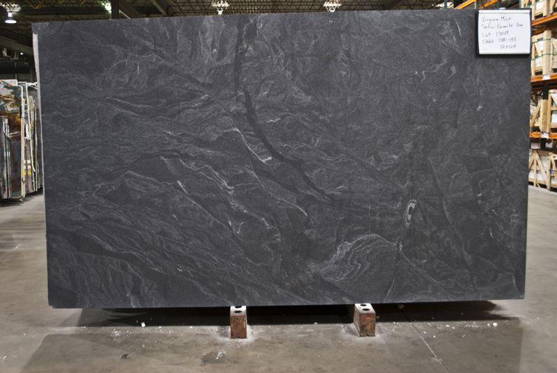 Honed Virginia Mist Granite Alternative To Soapstone