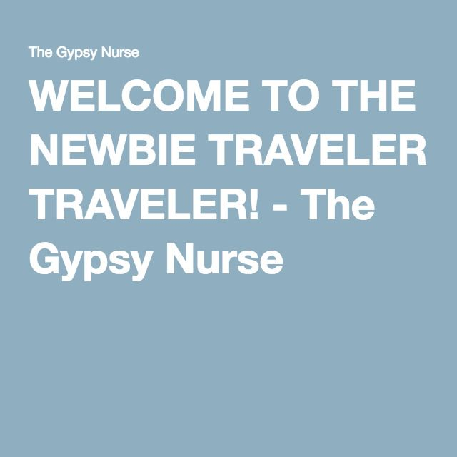 404 Error Travel Nursing Nurse Travel