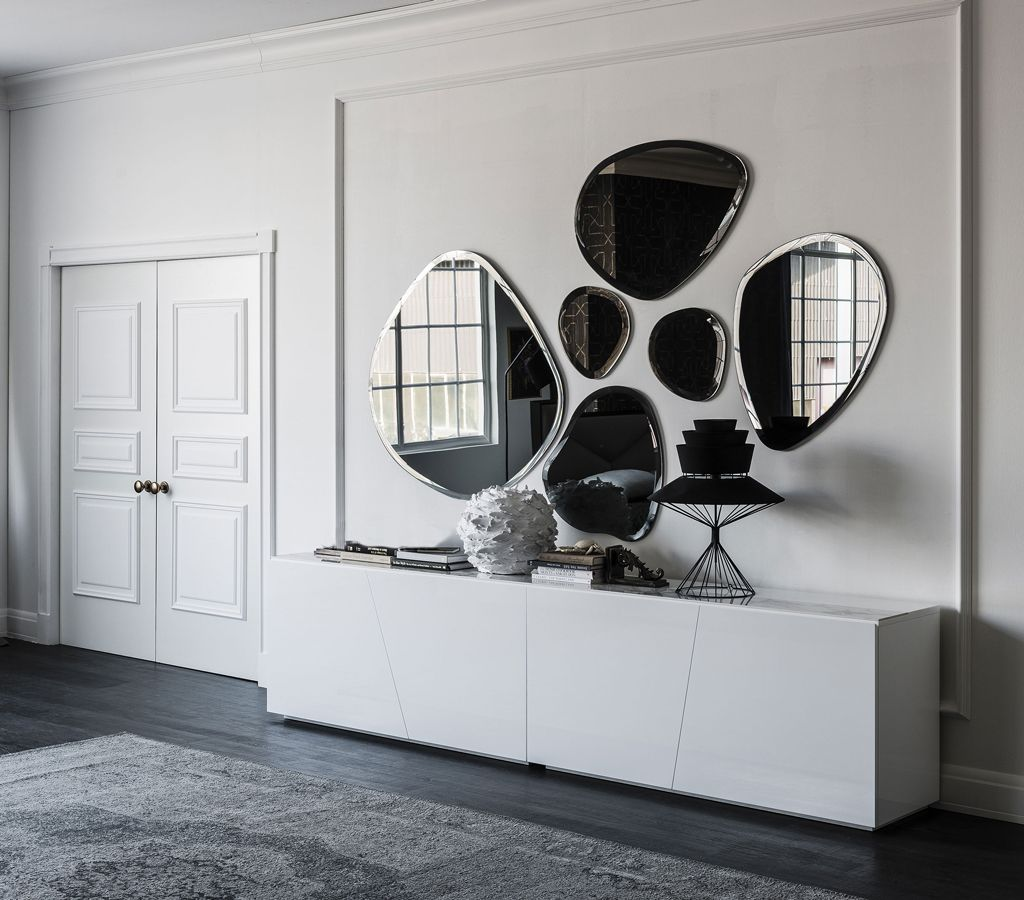 Mirrors Furniture Contemporary Mirror Mirror Wall Decor