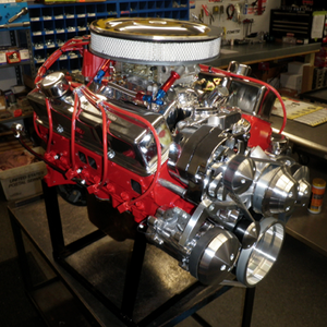 350 Chevy Turn Key Crate Engine With 350hp With Images Crate