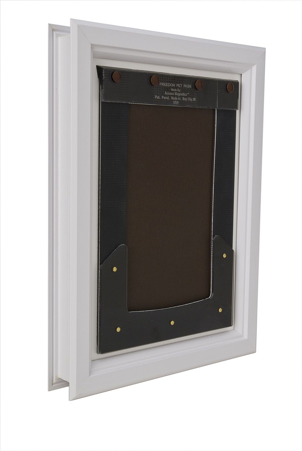 Energy Efficient Dog Door Large From Freedom Pet P