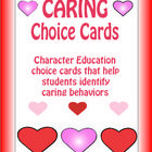 Caring is an important social skill for students to learn. Included are 30 caring character education cards to help students learn the importance o...