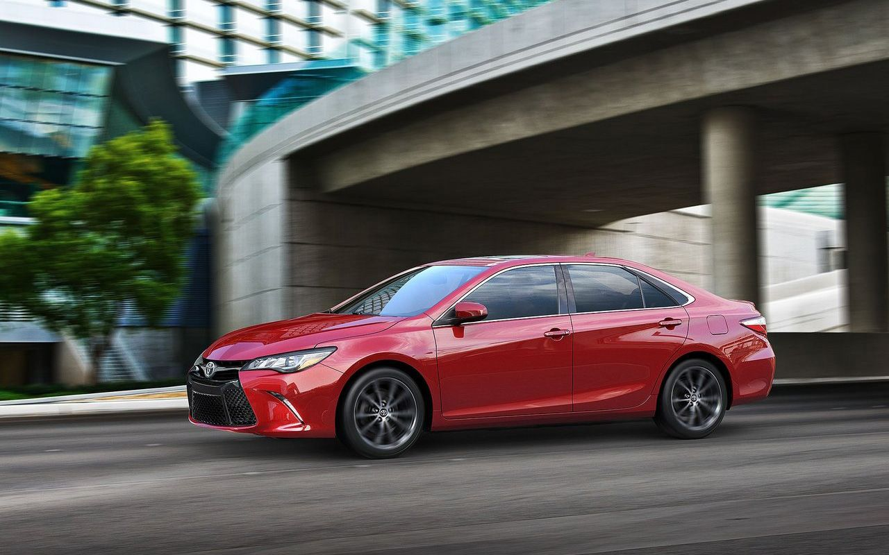 2018 Toyota Camry To Get Aluminum Parts http//www