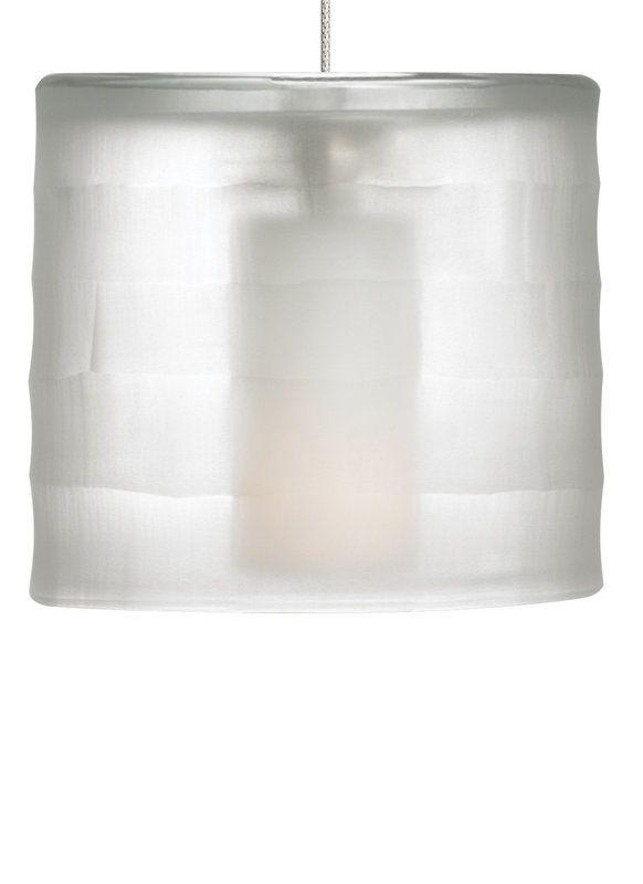 View The Tech Lighting 700MPBALC Bali 1 Light Monopoint Halogen 12v Mini  Pendant With Hand