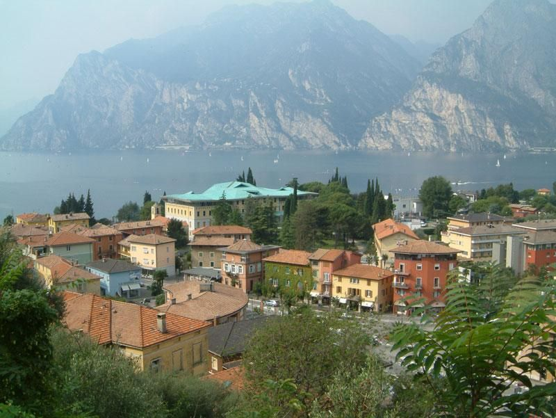 Anche in autunno il clima al Lago di Garda è ancora mite. Foto: AT, © Peer