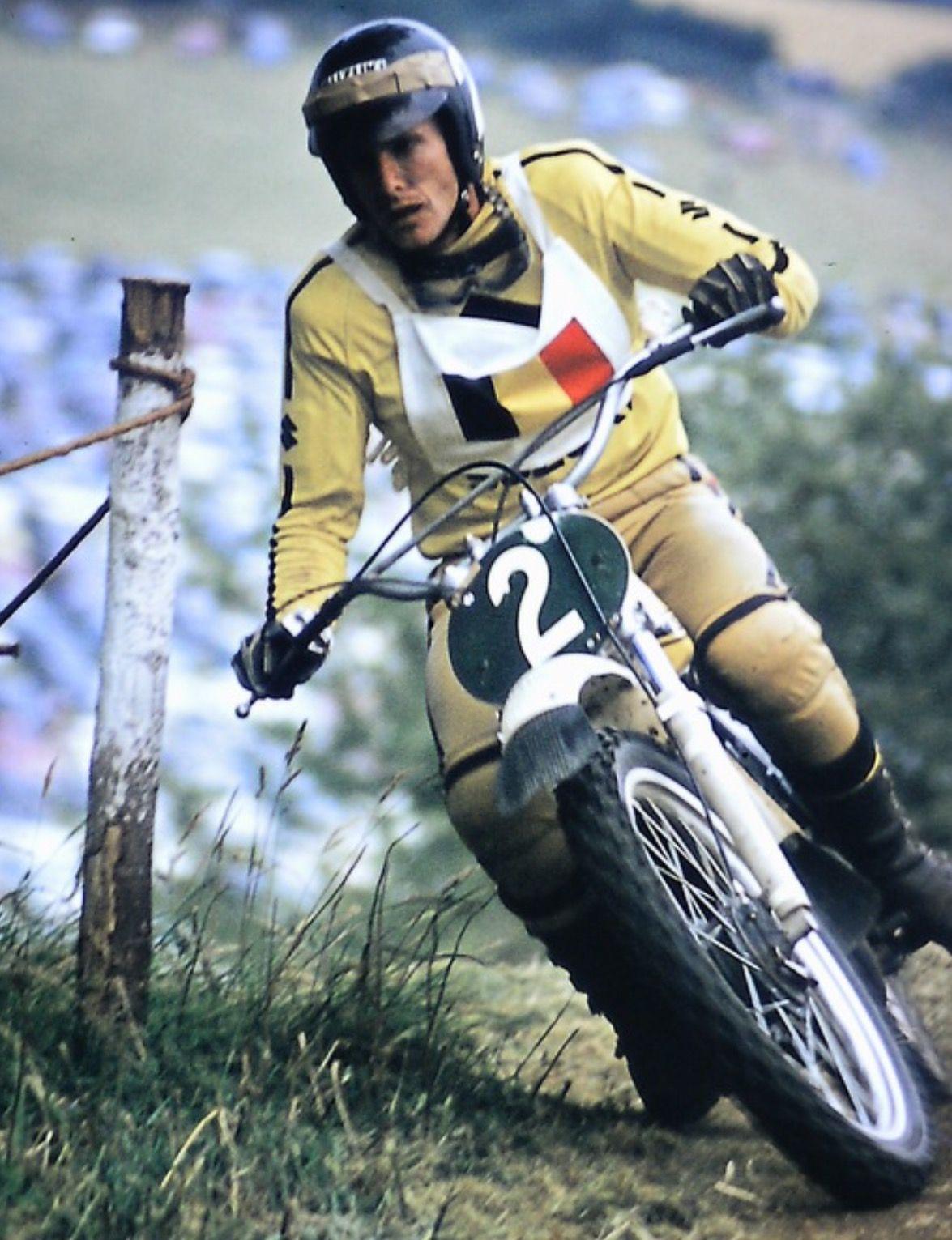 Danny A Sylvain Geboers Dirt Bike Legends Pinterest Dirt
