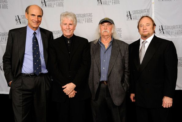 David Crosby in 40th Annual Songwriters Hall of Fame