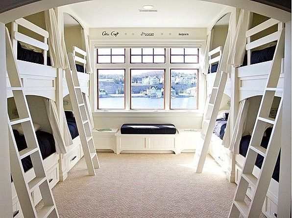 Sailboat Kids Furniture | Nautical Inspired Bunk Beds Perfect For Seashore  Living.