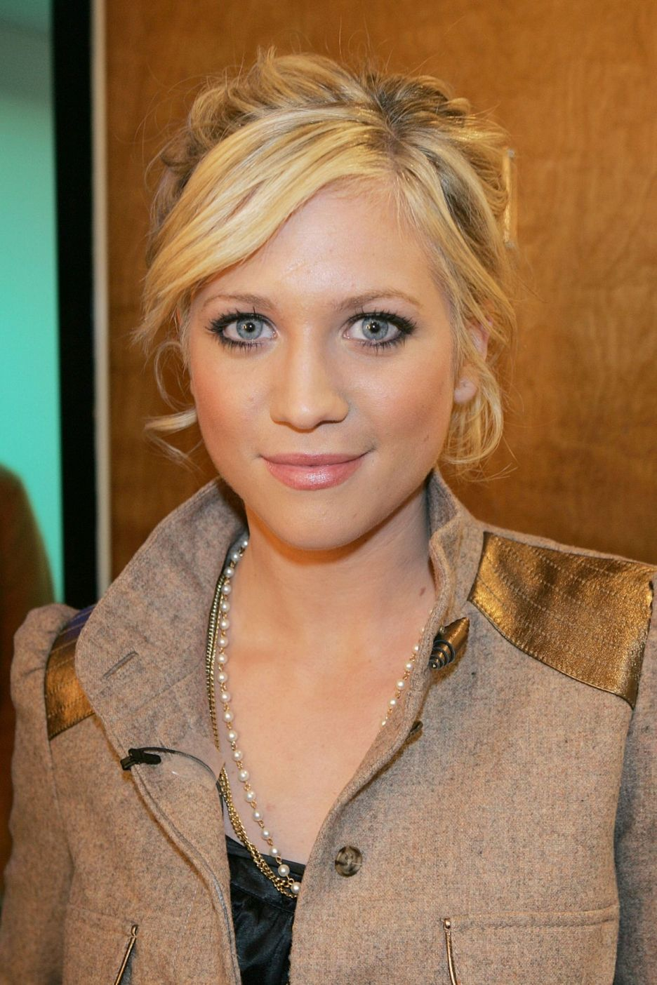 Brittany Snow - her character in Pitch Perfect (while ... Brittany Snow