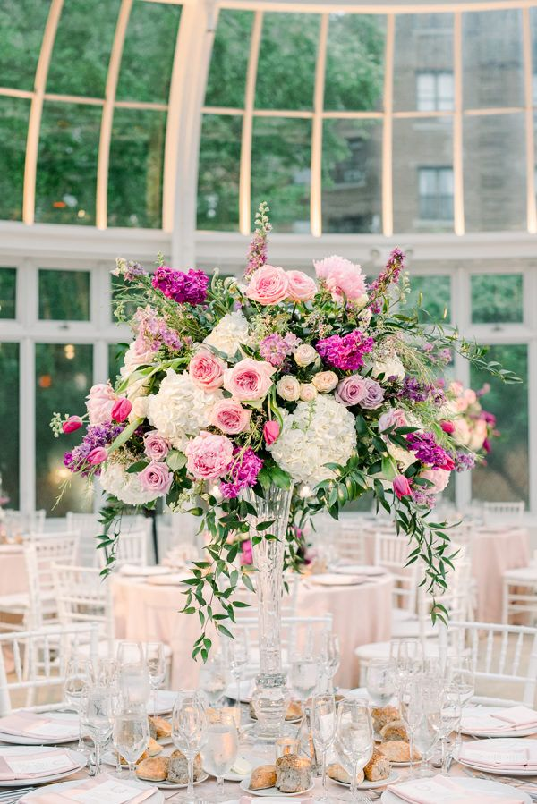The Palm House at Brooklyn Botanic Garden Wedding That