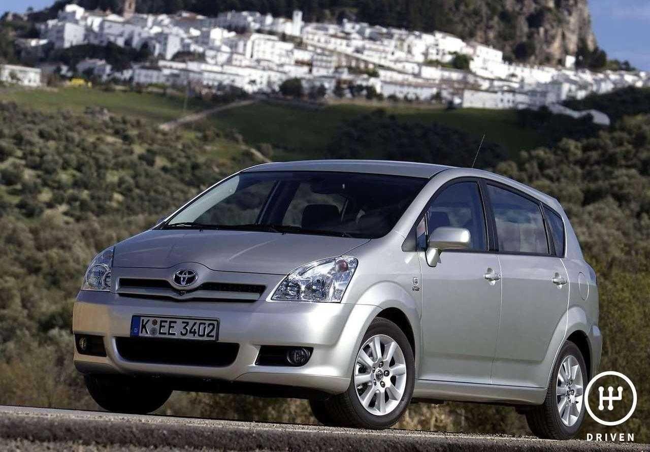 2004 Toyota Corolla Verso D4D