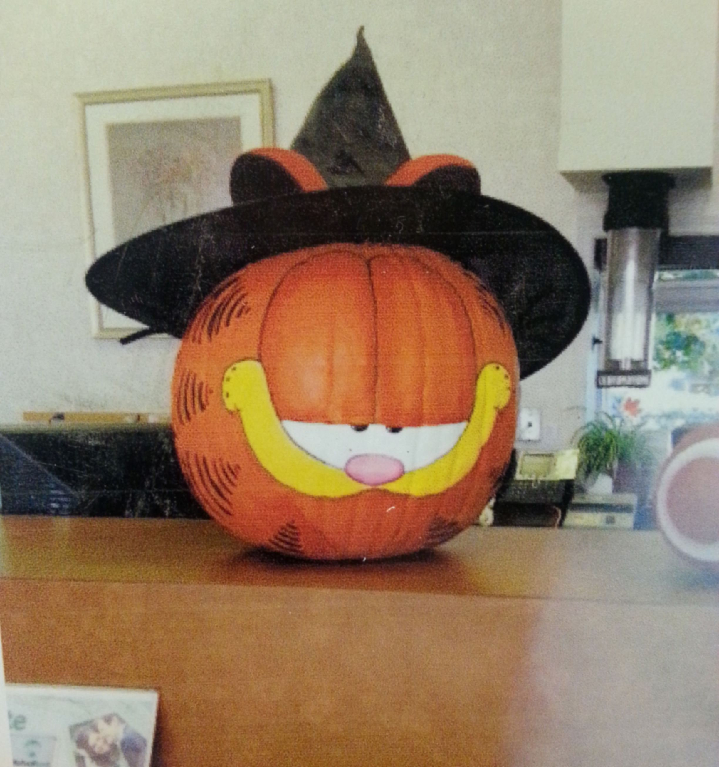 Now that 39 s the spirit holidays pinterest the spirit for Cat carved into pumpkin