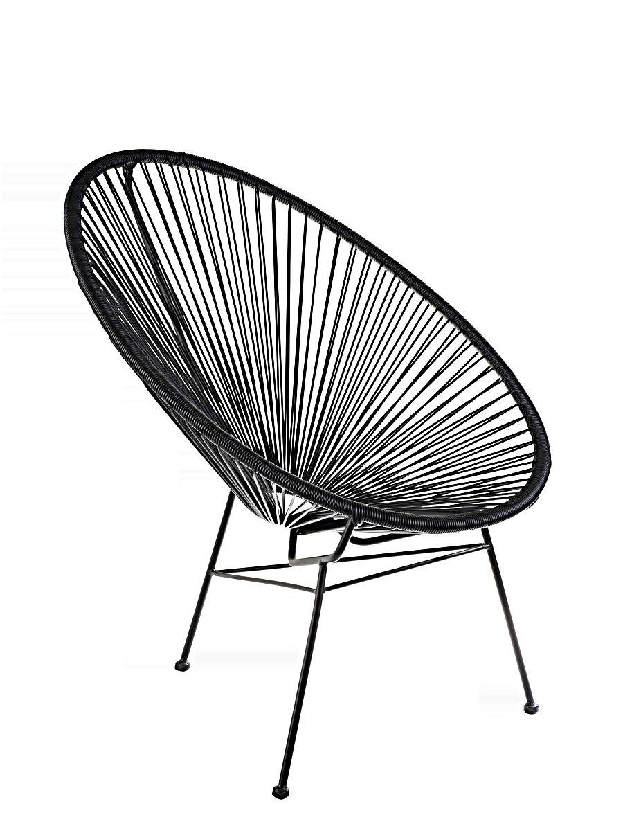 Stühle Designklassiker acapulco chair oval designklassiker stuhl und einrichtung