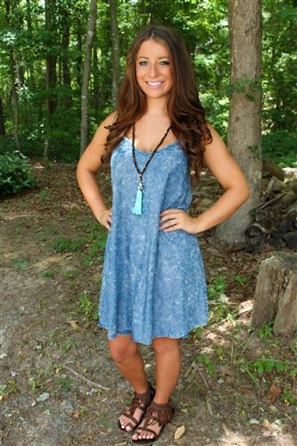 Come On Over Tunic Dress