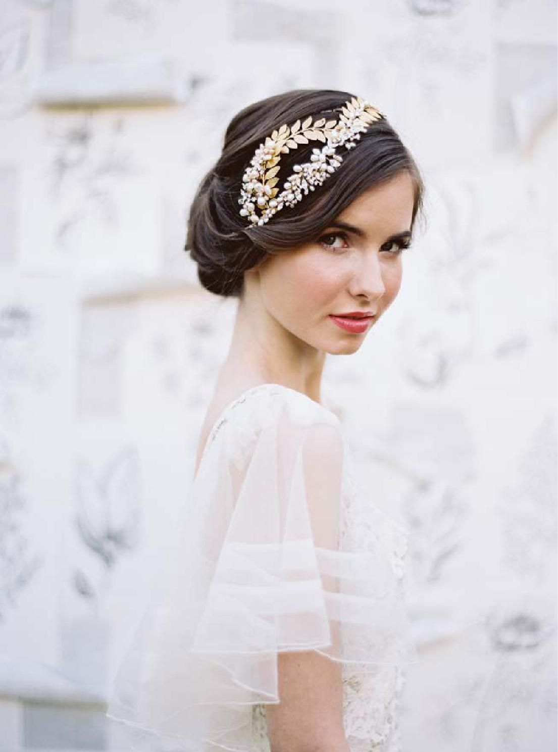 Hochzeitsguide Nr.3   Headpieces, Formal hairstyles and Vintage weddings