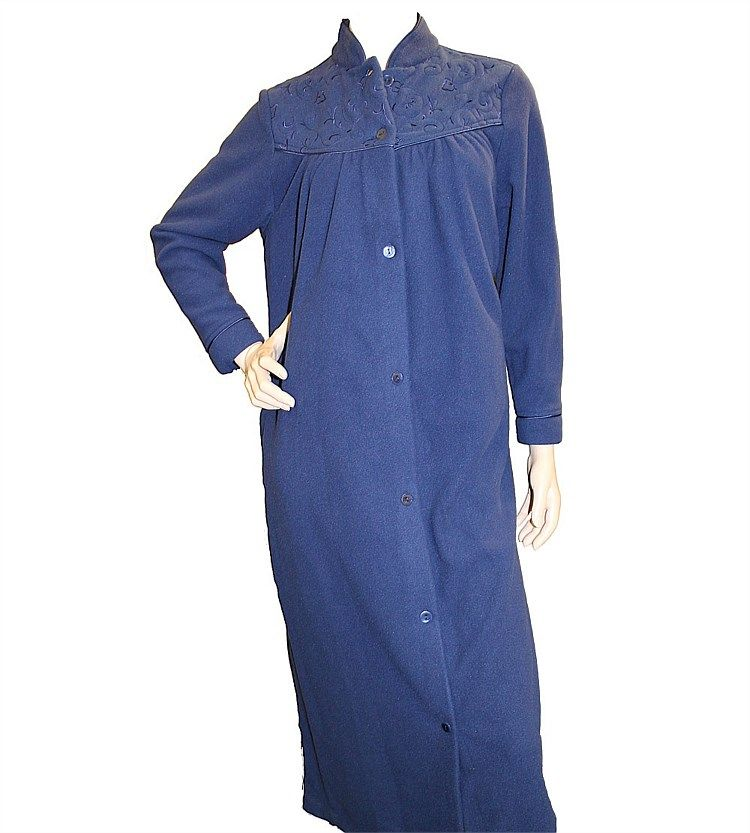 Givoni Long Button Gown