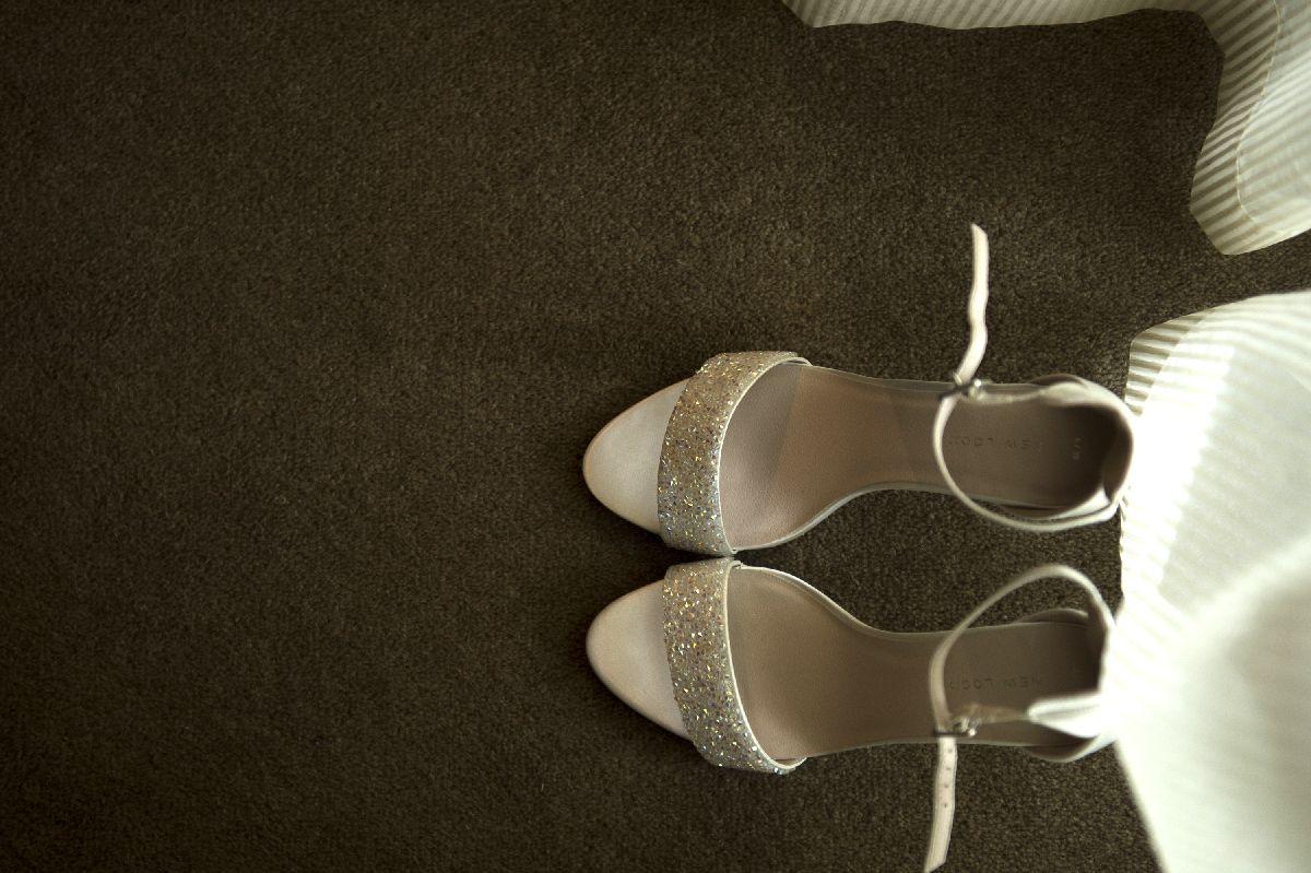 Wedding shoes | itakeyou.co.uk