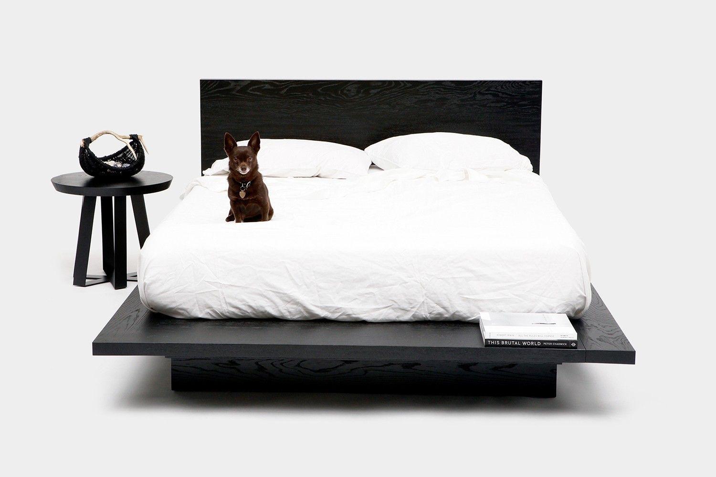 Sqb Bk Bed Queen Beds Black Bedding Bed