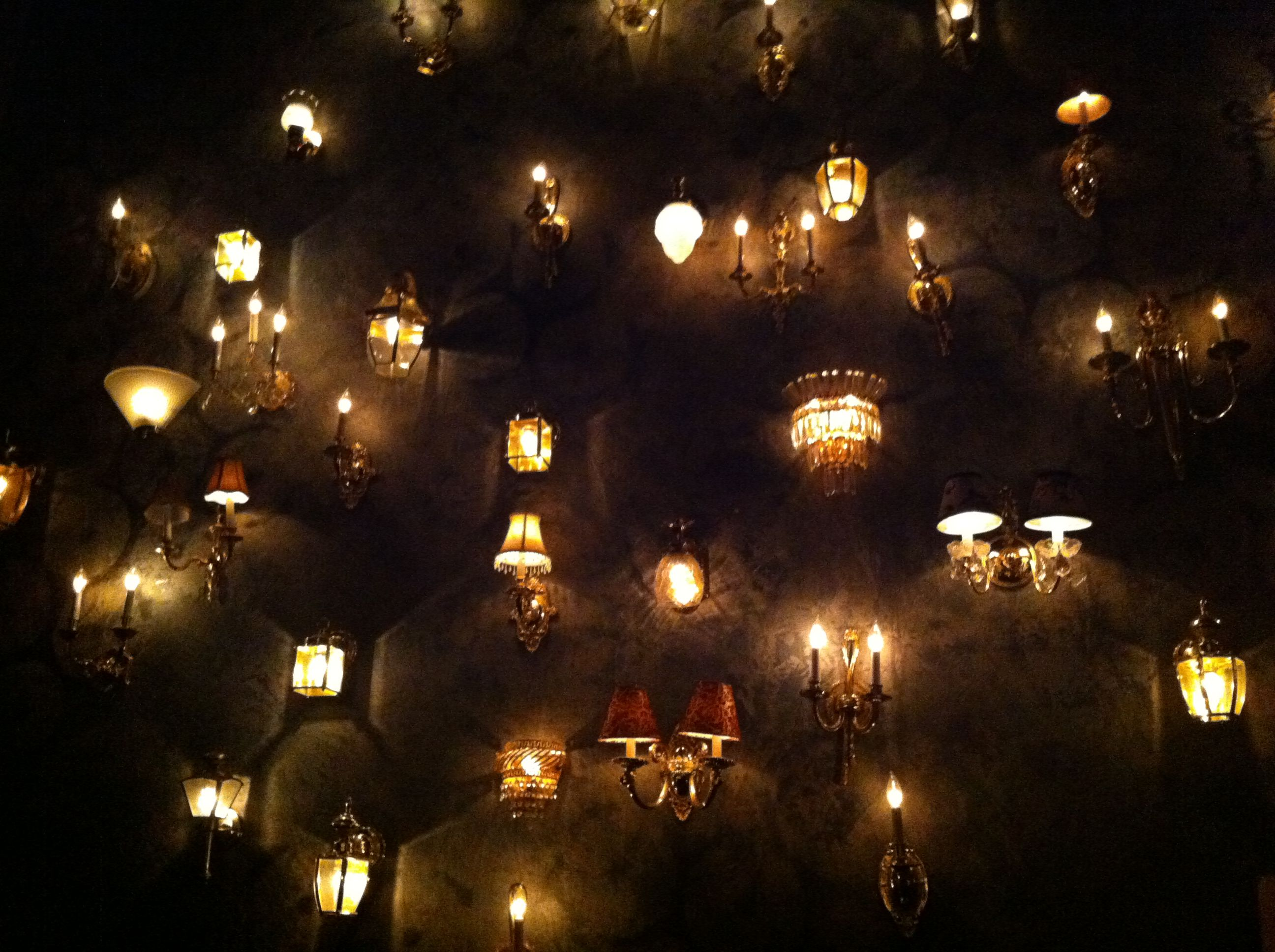 Chandelier Wall At The Henry Fonda Theatre Los Angeles With Images Fonda Theater Favorite Places Los Angeles