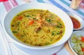 Aneka Resep Soto Kuning Khas Bogor Memasak Ide Makanan Resep Masakan
