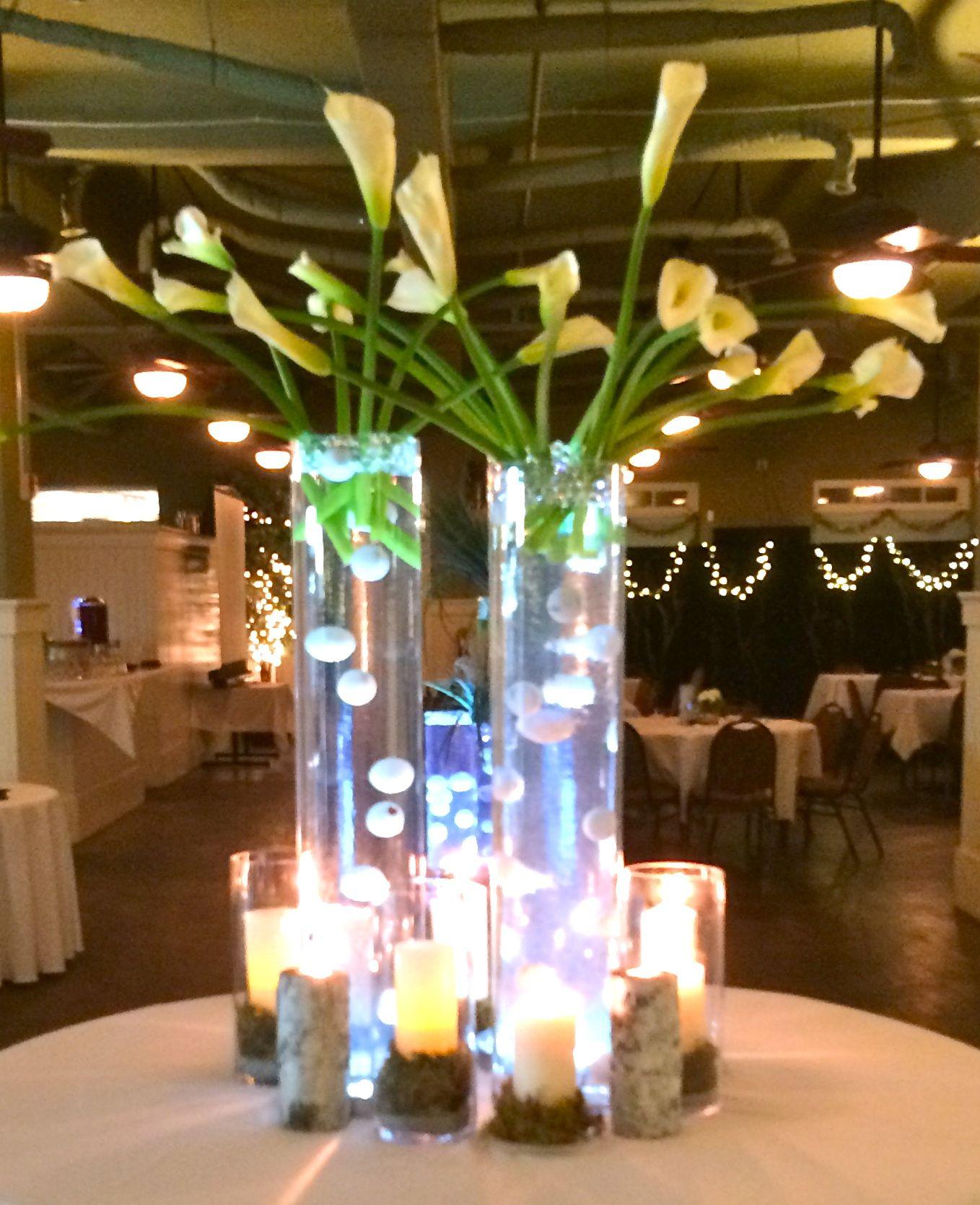 North beach plantation weddings  Golf themed rehearsal dinner  Weddings by Bennettus Flowers