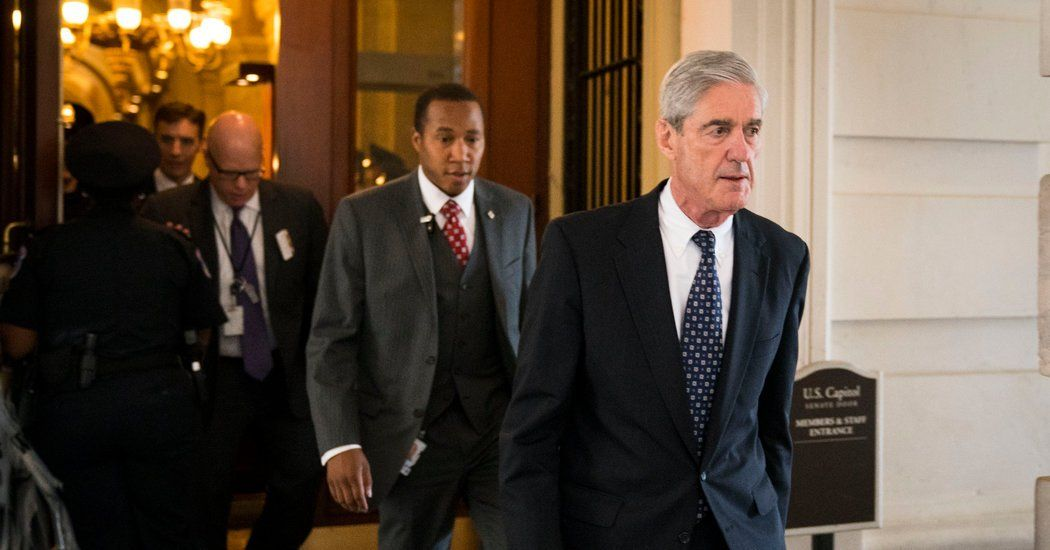 Mueller Removed Top Agent in Russia Inquiry Over Possible