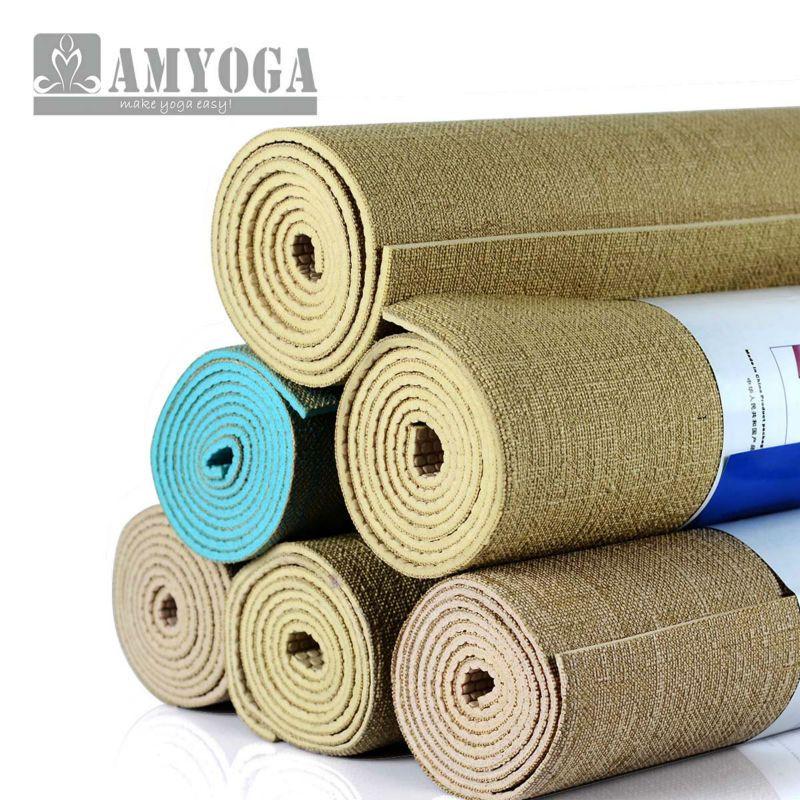 de boutique yoga green mats natural mat en tapis