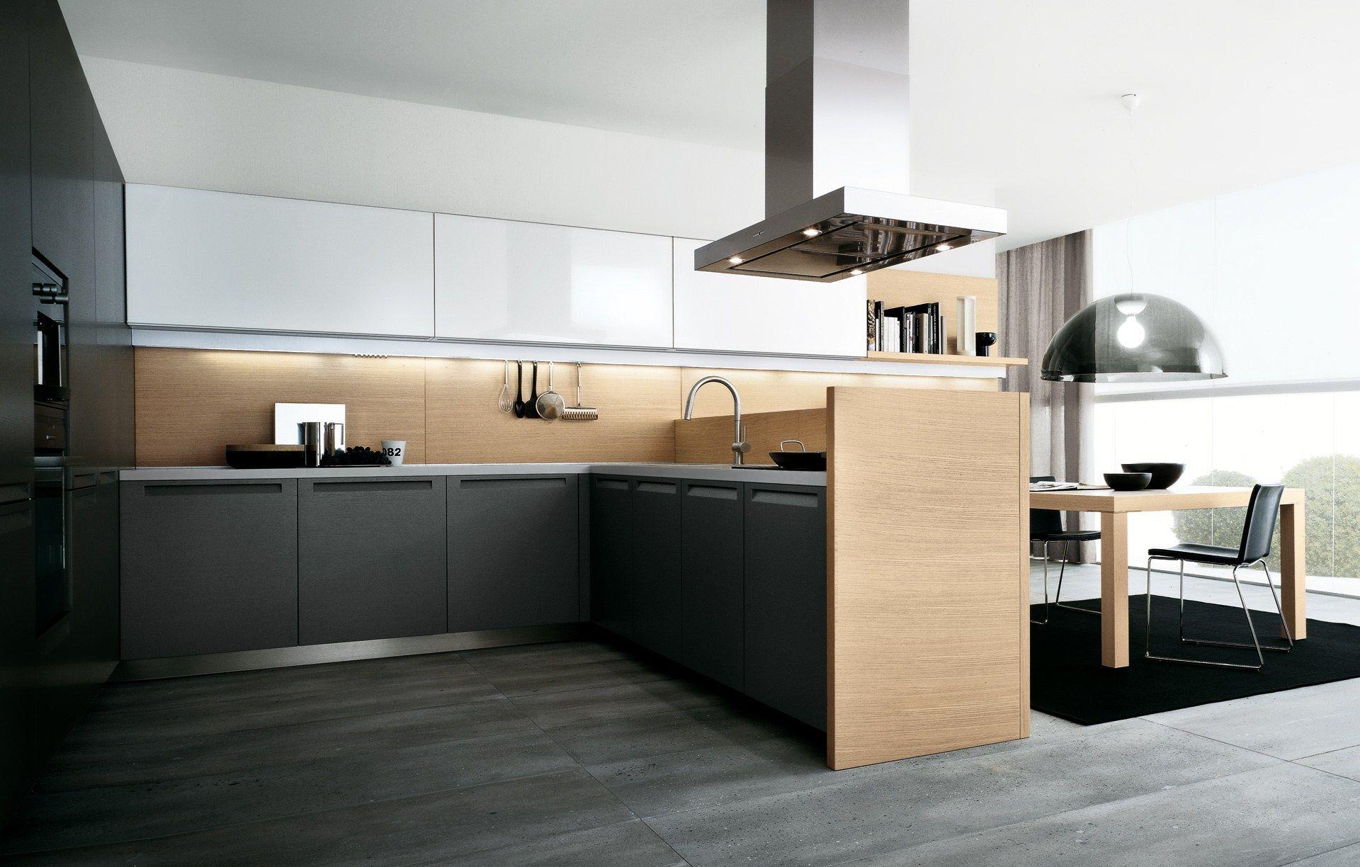 Cucina Lube Fabiana. Pensili E Basi Per Cucina Componibile Perfect ...
