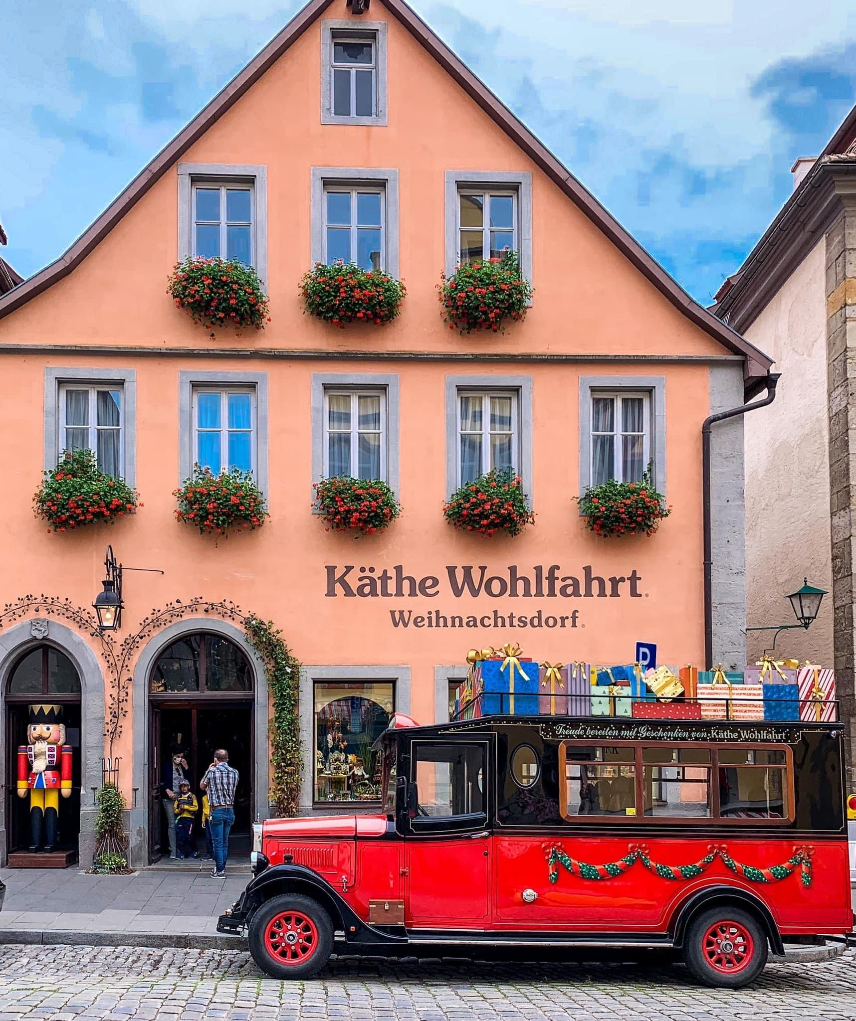Rothenburg Ob Der Tauber Was Established In The Year 950 This Quaint Fairytale Village Is The Best Preserved Medieval Town In Germany And Wa