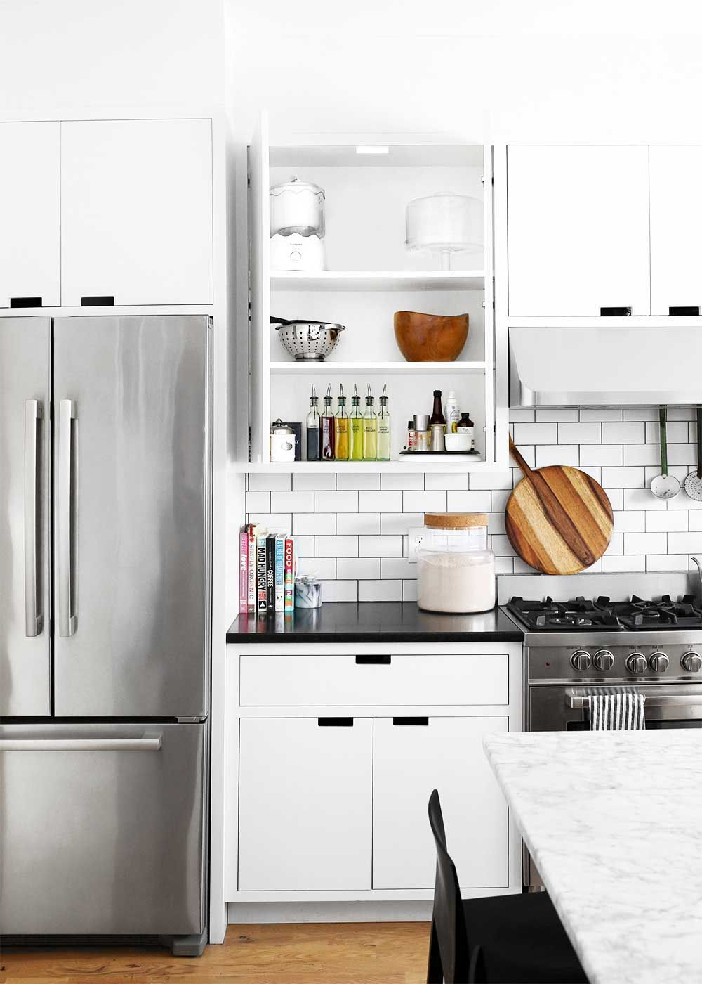 Minimal cabinets and drawers kitchens minimal and drawers