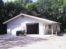 How Much Does it Cost to Build a 30x40 Garage? | Steel ...