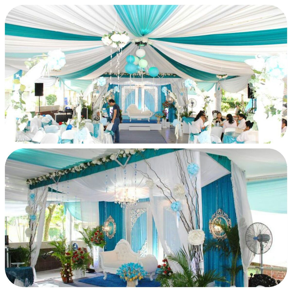 Teal And White Wedding Themes Google Search