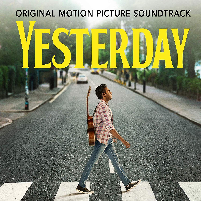 Yesterday (OST) Chanson, Film, Album