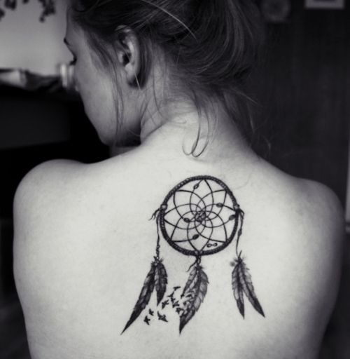 Dream Catcher Tattoo Beka Merritt Tattoos Tatouage Tatouage