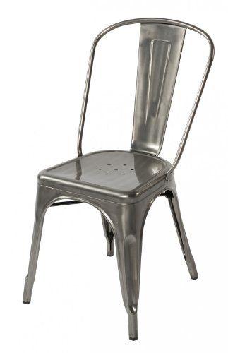 Nice Fine Mod Imports Talix Chair, Gunmetal Fine Mod Imports Http://www.