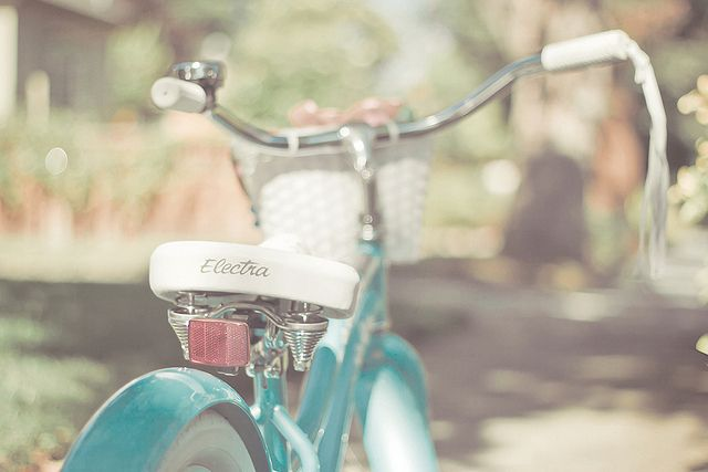 Little Bicycle by JoyHey, via Flickr