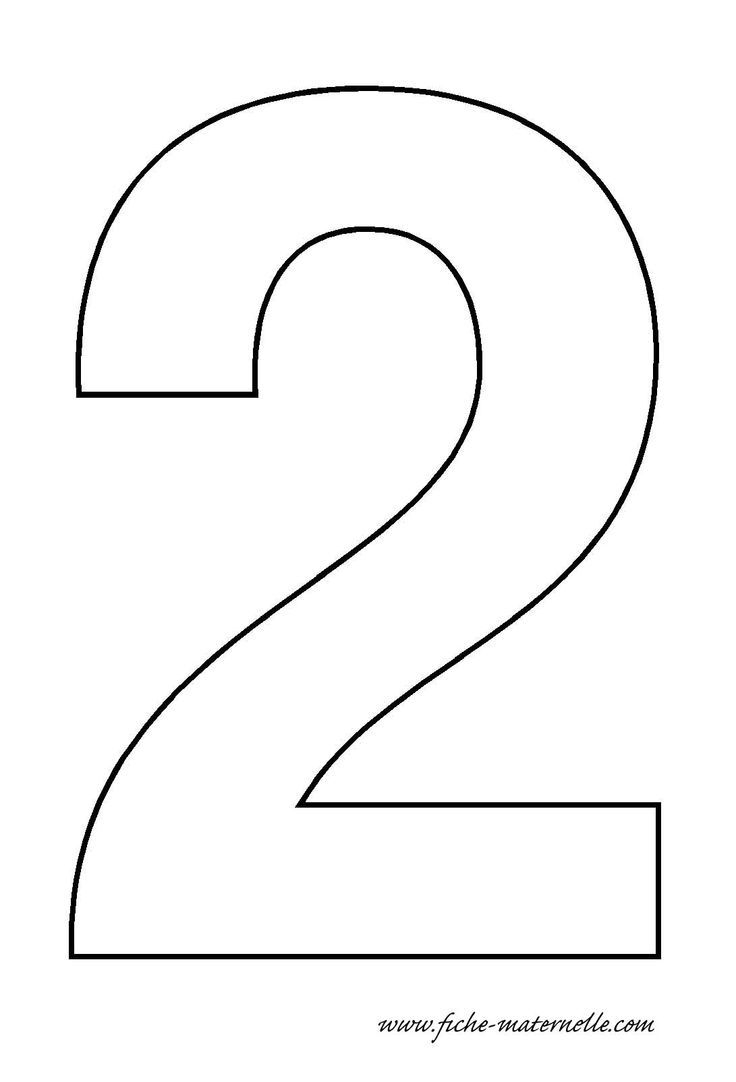 Number 2 Template Crafts And Worksheets For Preschool Toddler And Kindergarten Numbers Preschool Preschool Worksheets Printable Numbers