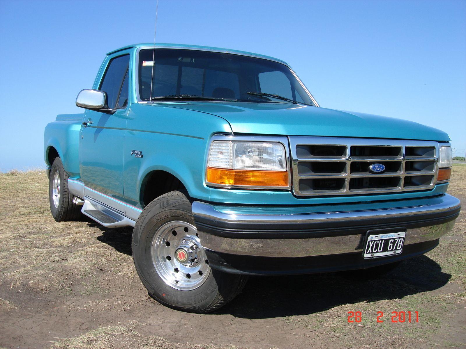 1994 ford f150 flareside v8