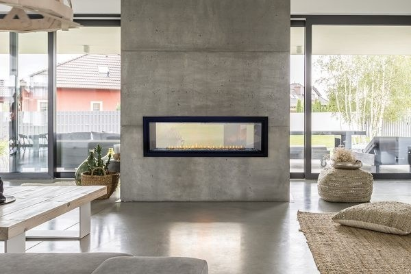Empire Boulevard Series Vent Free Linear Fireplace In 2020 See
