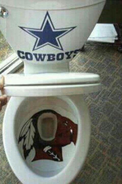 Football Dallas redskins