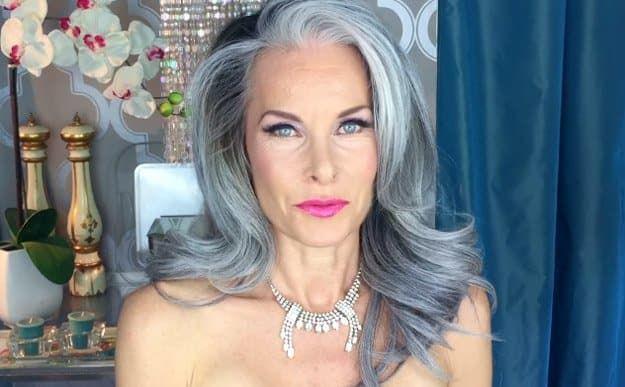 mature cosmetics Beauty woman