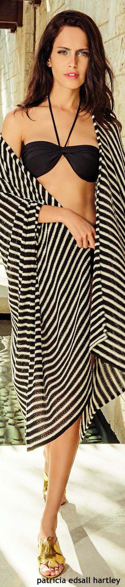 Amanda Wellsh - Vogue Mexico - June 2015