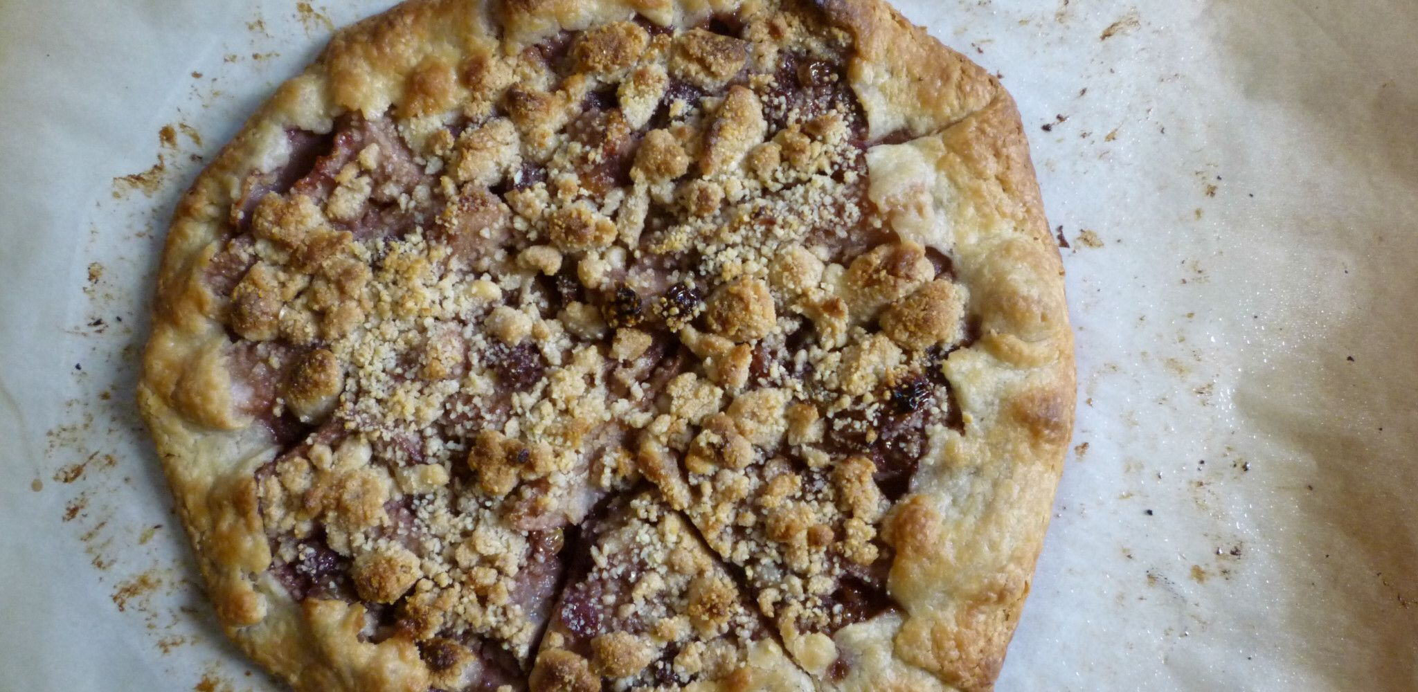 Rustic Fruit Tart Recipe Fruit tart recipe, Fruit tart