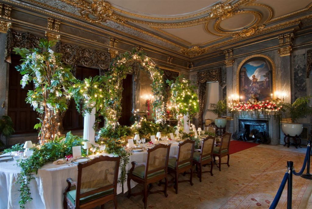 A Gilded Age Christmas at Staatsburgh State Historic Site | Holiday house  tours, Victorian christmas, Decor