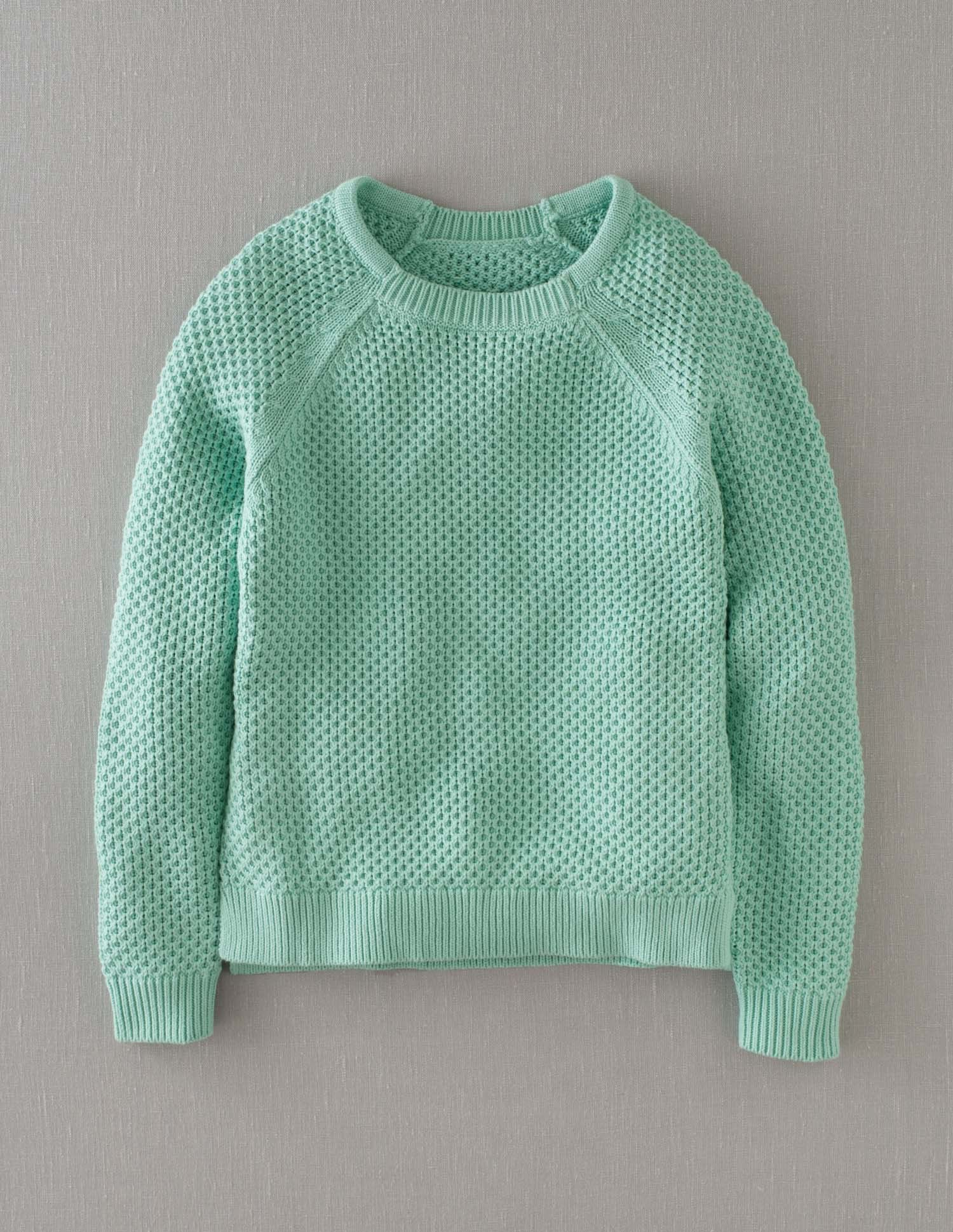 Boden Cotton Stitch Sweater $88   Textural Sweaters   Pinterest ...