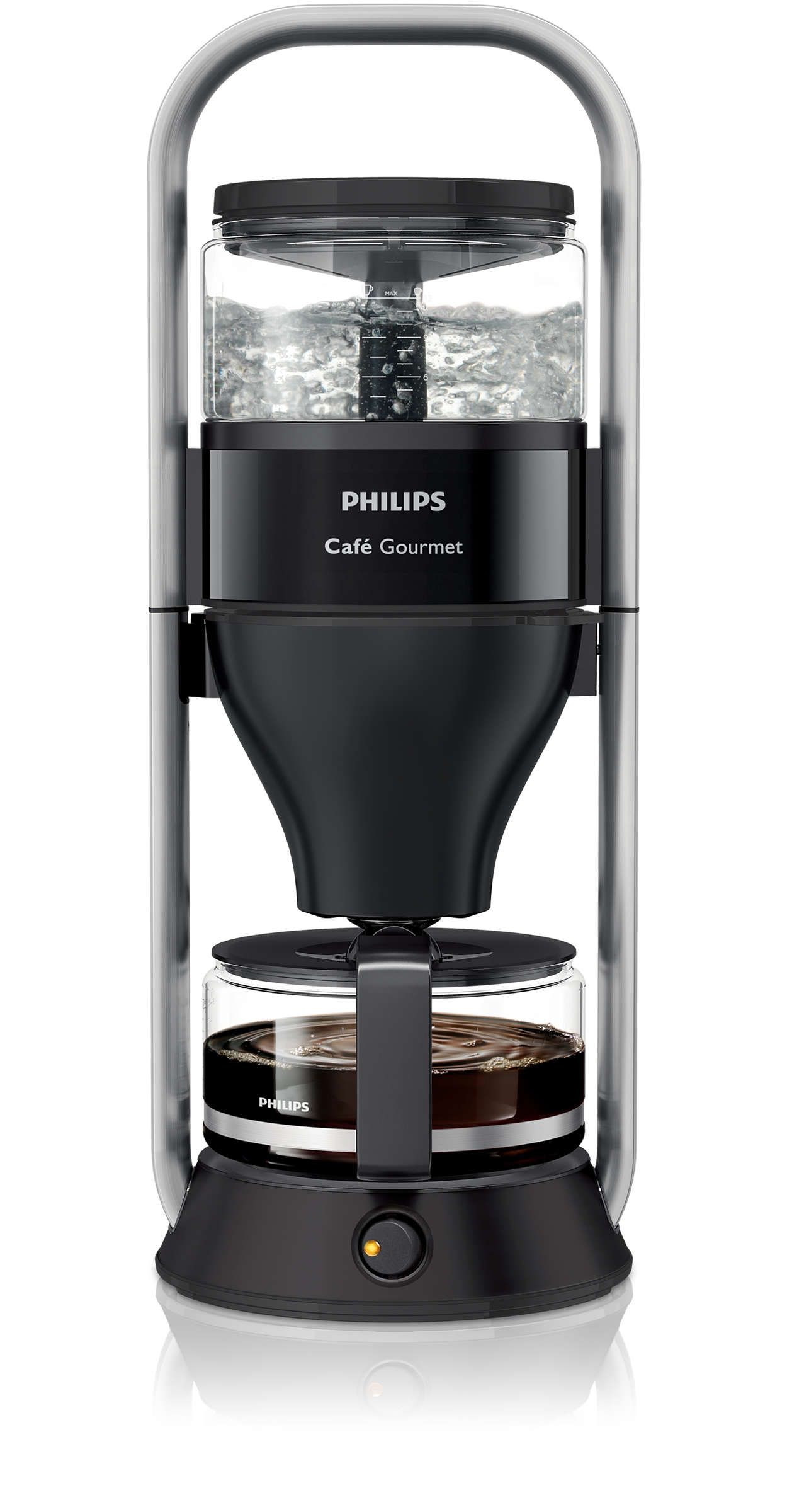 Philips Café Gourmet Cafetière HD5407/60 Coffee machine