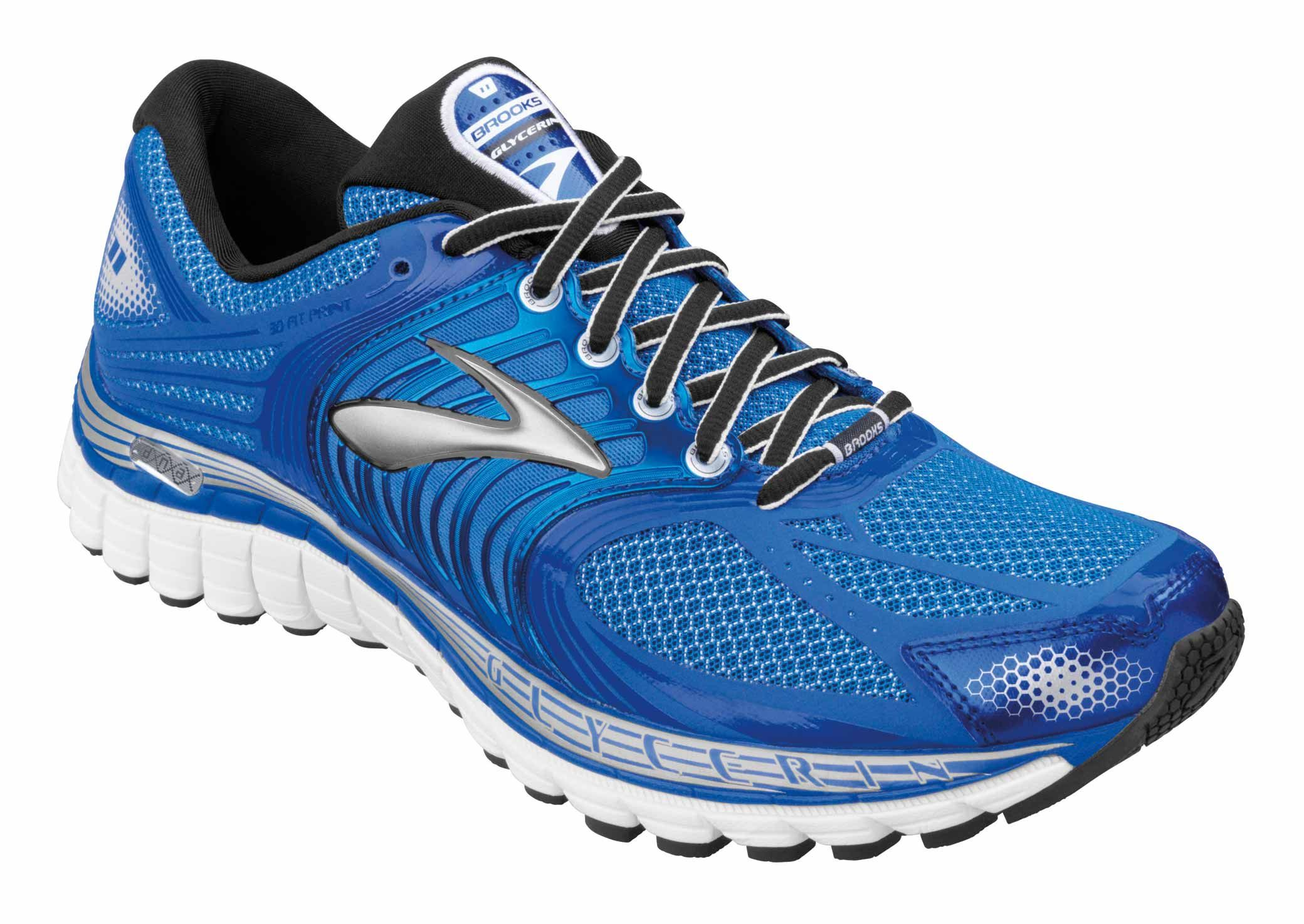 a32f5ad390c Brooks Glycerin 11  the latest edition of Brooks premier men s neutral  running shoe